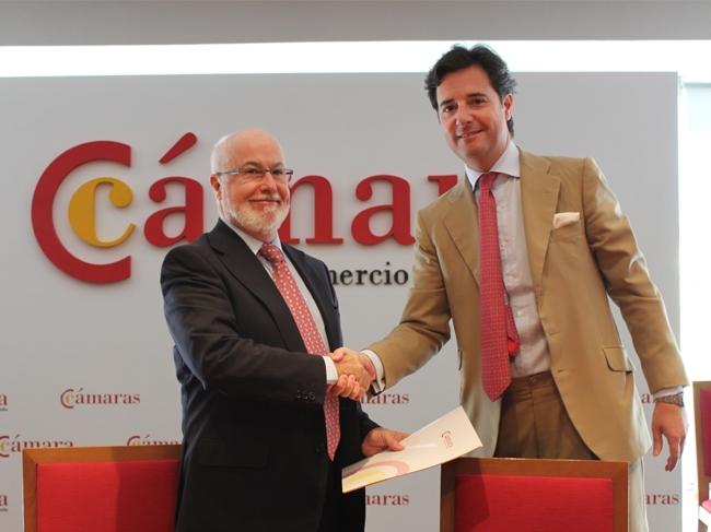 Cámara de Comercio de España y Corporate Excellence impulsarán la marca y la reputación en las empresas españolas