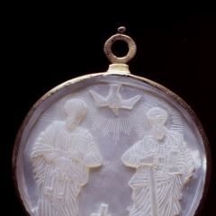 Coronación de la Virgen / San Pedro y San Pablo