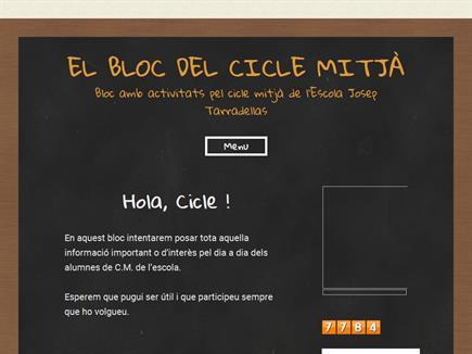 El bloc de cicle mitjà