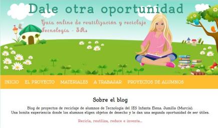 Dale otra oportunidad - Guía online de reutilización y reciclaje