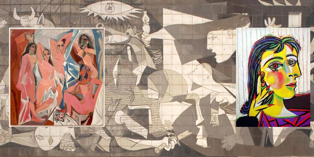 Pablo Picasso: obras