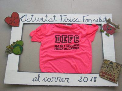 Projecte DEFC. Dia de l'educació física al carrer