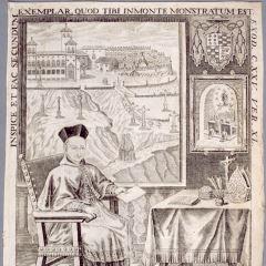 Retrato de don Pedro Castro Vaca y Quiñones