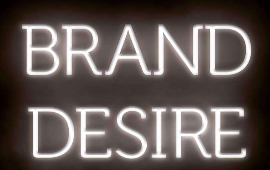 Viernes de lectura: Brand Desire