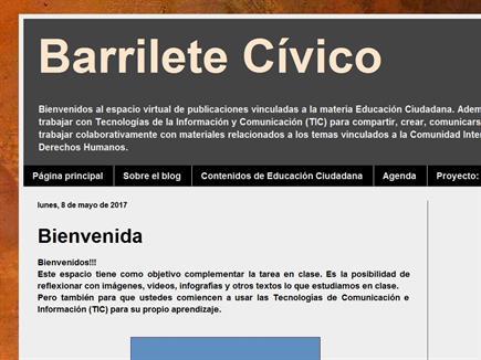 Barrilete Cívico