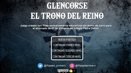 GLENCORSE, EL TRONO DEL REINO