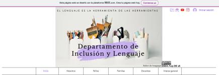 Blog de contenidos interactivos: Enseñanza y aprendizaje en entornos virtuales.  Diseño de materiales digitales para la no presencialidad