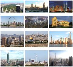 City skylines of the world 2 (JetPunk)