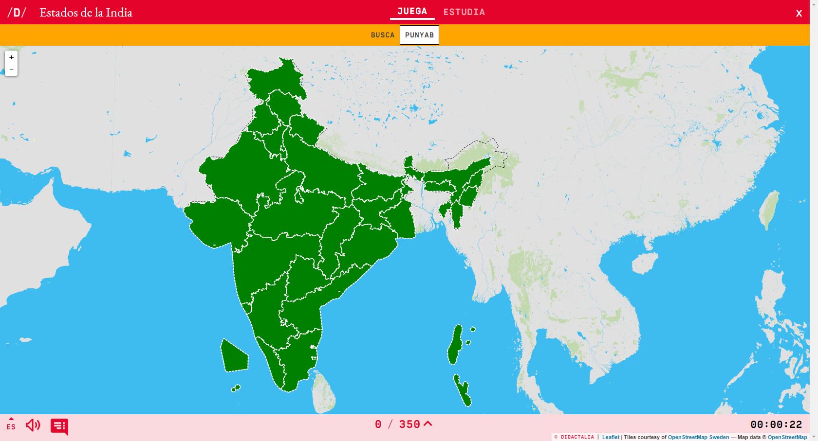 Estados da India
