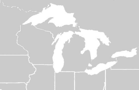 Great lakes of North America. Sporcle