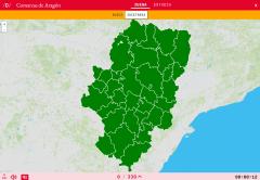 Aragoiko Eskualdeak