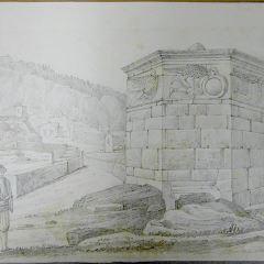 Torre de los vientos de Atenas (Horologio de Cireste)
