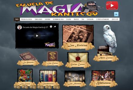 Escuela de Magia Kantic@
