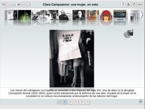 Clara Campoamor: una mujer, un voto