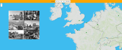 Europa en la Segunda Guerra Mundial: batallas - Nivel Medio