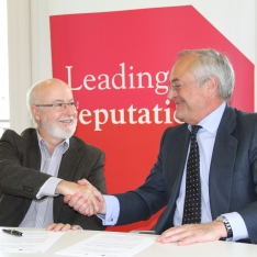 La Universidad Sergio Arboleda y Corporate Excellence firman un Convenio Marco de Colaboración