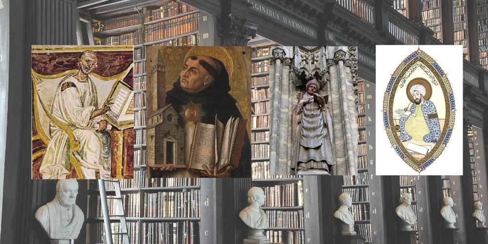 Filosofia medieval: obres