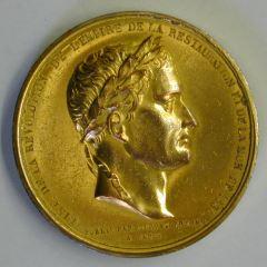 Medalla conmemorativa de la Revolución Francesa, del Imperio y de la Restauración de la Monarquía en 1830