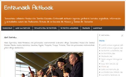 Entzunaldi Aktiboak