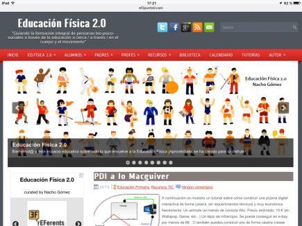 Educación Física 2.0