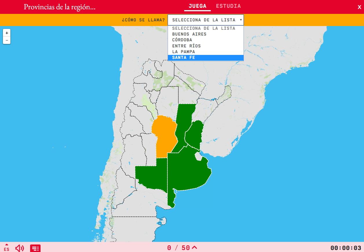 Provincias de la región pampeana de Argentina