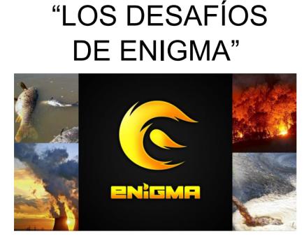 Los desafíos de Enigma