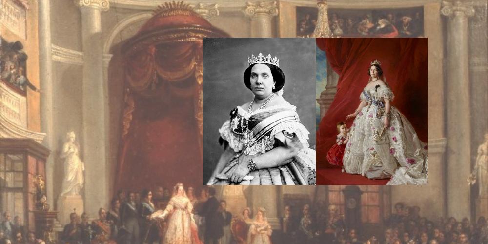 Isabel II de España: vida y contexto histórico (fácil)