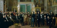 Autores y obras del Romanticismo (Literatura española)