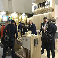 Excellent results following Garnica's debut at BAU trade fair in Munich