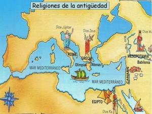 La religión en la Antigüedad