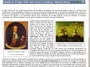 España en el siglo XVIII: entre luces y sombras: Elementos comunes de la unidad