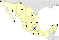 Ciudades de México (JetPunk)
