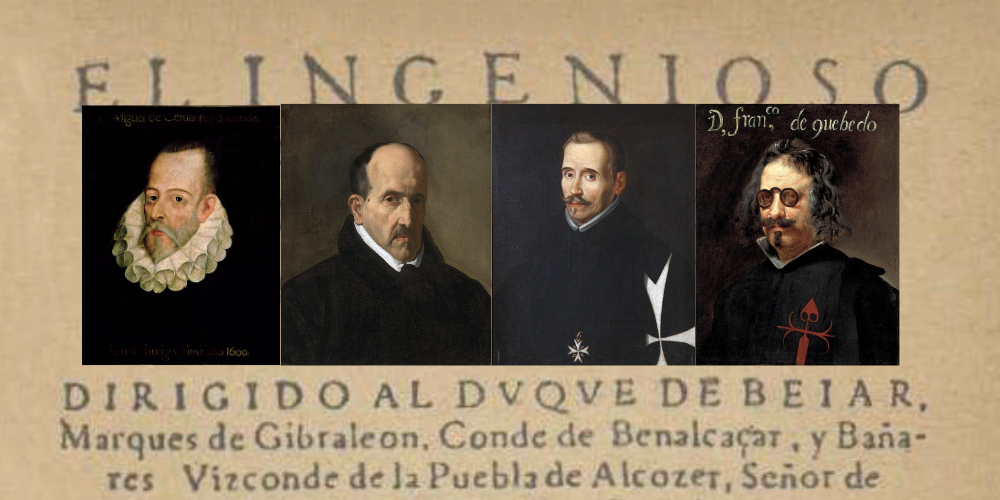 Spanish Literature of the Modern Age: authors (easy)