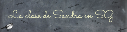 La clase de Sandra en SG.