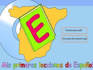 Mis primeras lecciones de Español