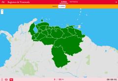 Venezuela eskualdeak