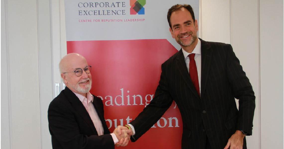 Nuevo acuerdo de colaboración con V&A para promover el conocimiento sobre reputación e intangibles