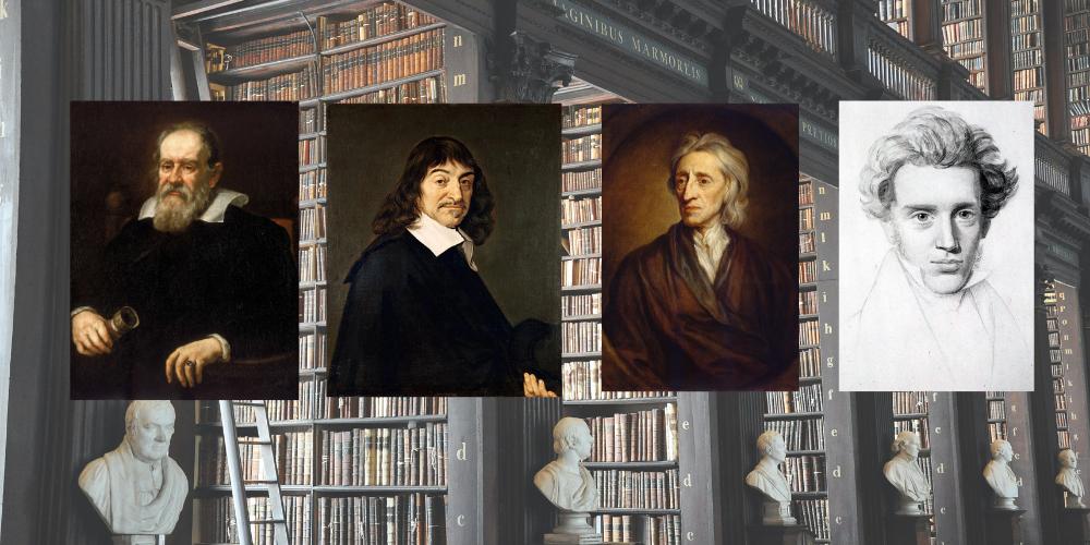 Filosofia moderna: autors