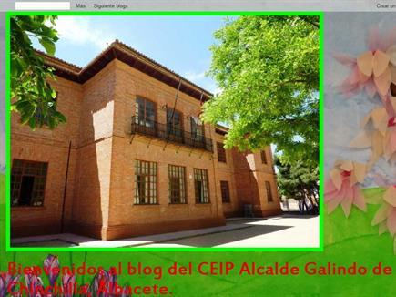 CEIP ALCALDE GALINDO DE CHINCHILLA, ALBACETE