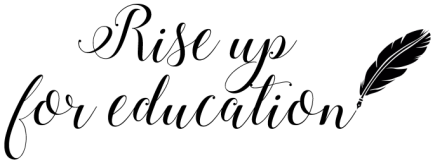 Rise up for education