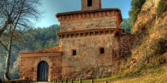 Arte pré-românica: obras