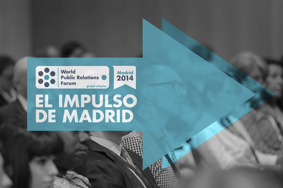 Corporate Excellence participa en el World Public Relations Forum 2014