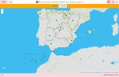 Capitales de CCAA de España