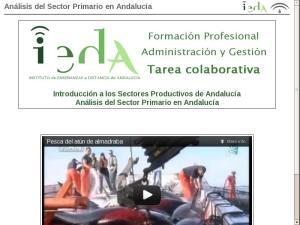 Análisis del Sector Primario en Andalucía