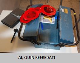 #Breakout AI, quin refredat!!
