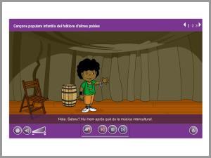 Cançons populars infantils del folklore d'altres pobles