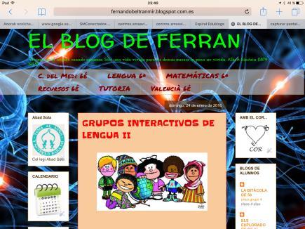 El blog de Ferran