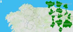 Comarcas of Lugo