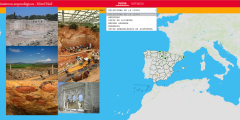 Archaeological sites of Spain - Easy Level