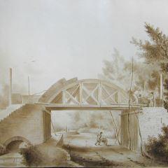 Puente en costrucción (Inglaterra)